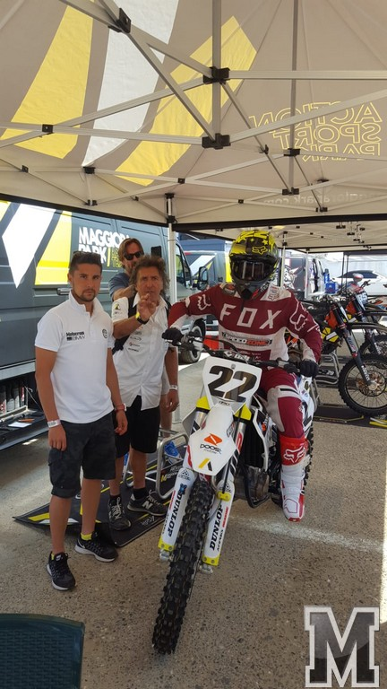 Chad Reed in Italia 19
