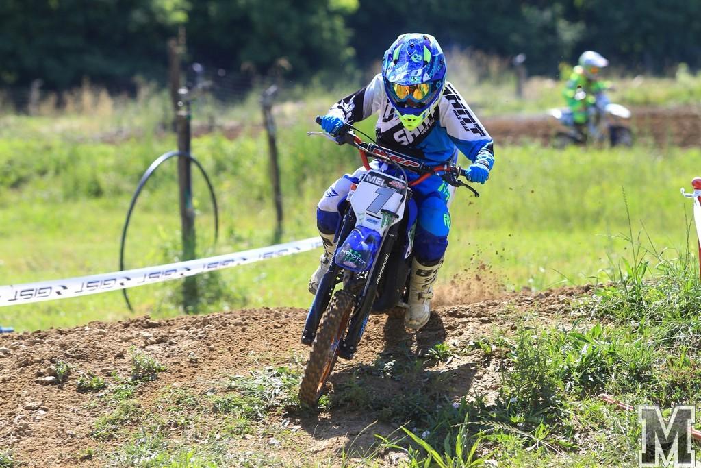 Il toscano motocross torna alla Chiassa! Primi passi A