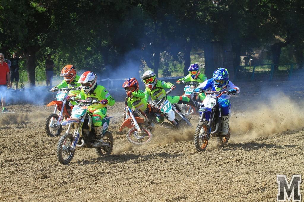 Il toscano motocross torna alla Chiassa! start primi passi B