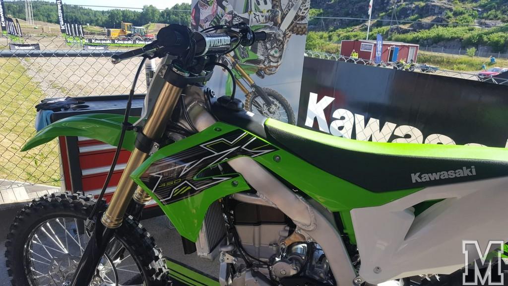 Kawasaki KX450 2019 d