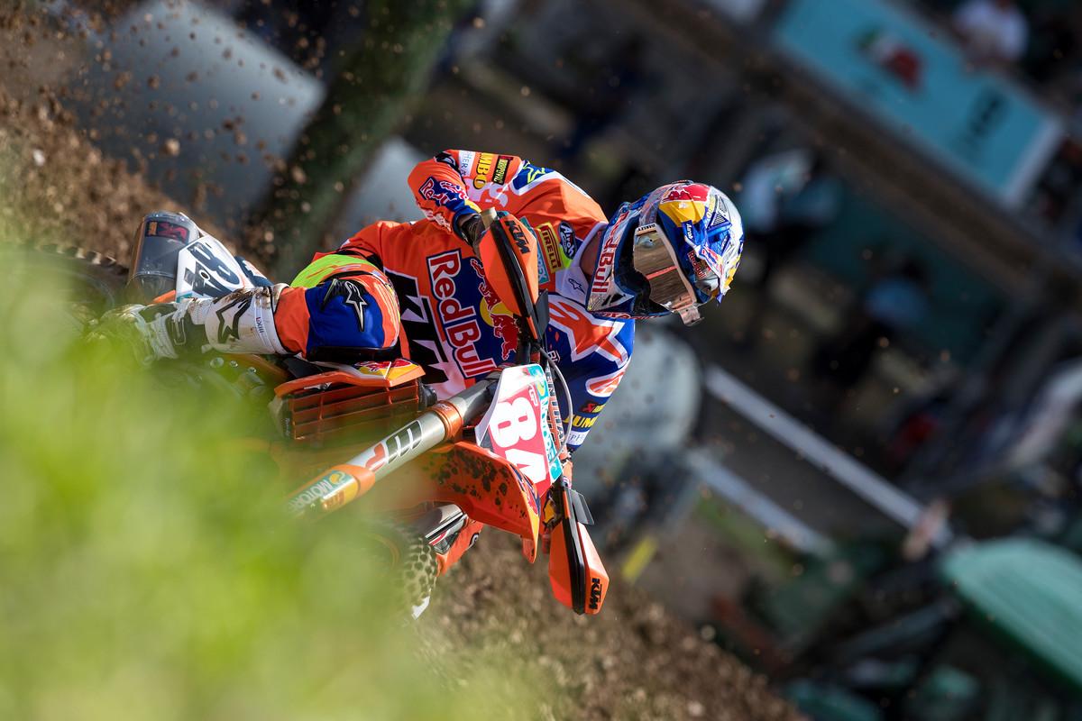 MXGP of France Herlings moto 2 2018