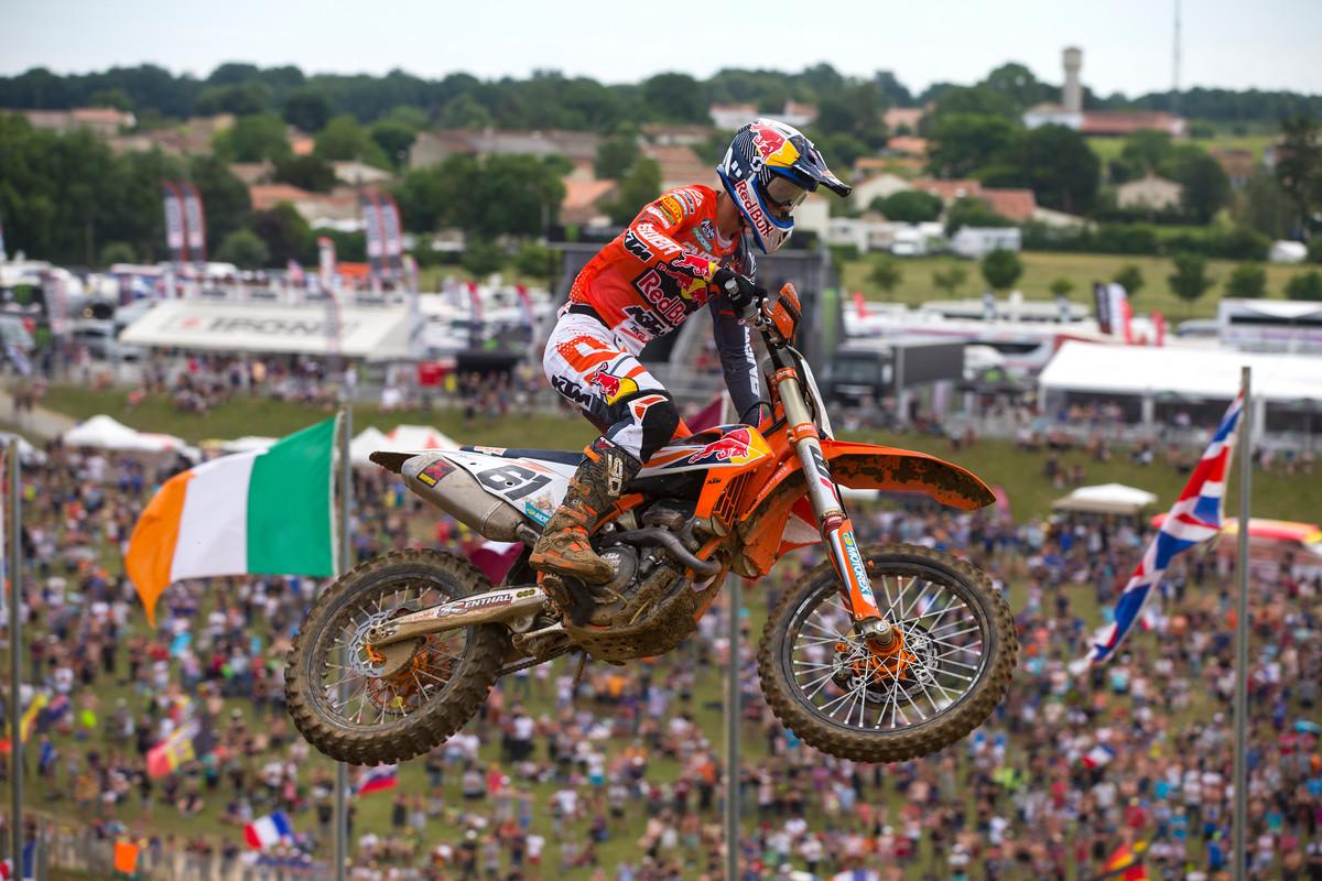 MXGP of France Prado moto 1 2018