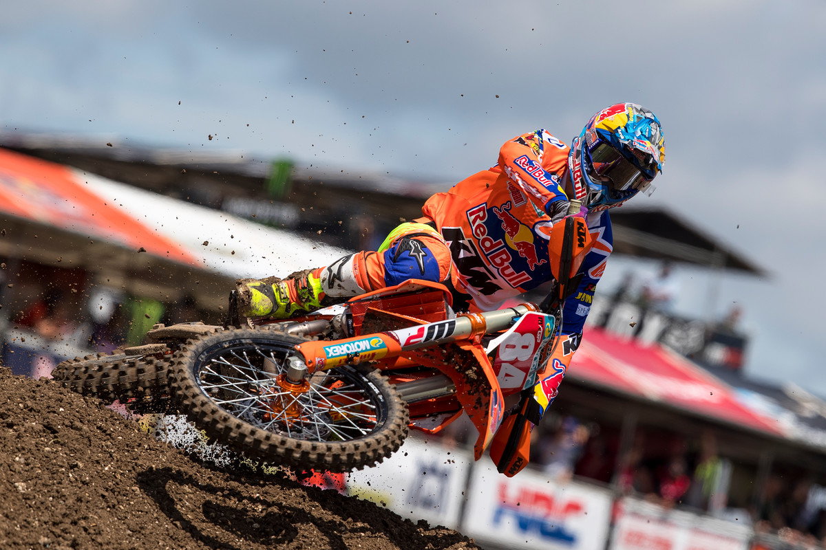 MXGP of France Qualifying Herlings Time 2018