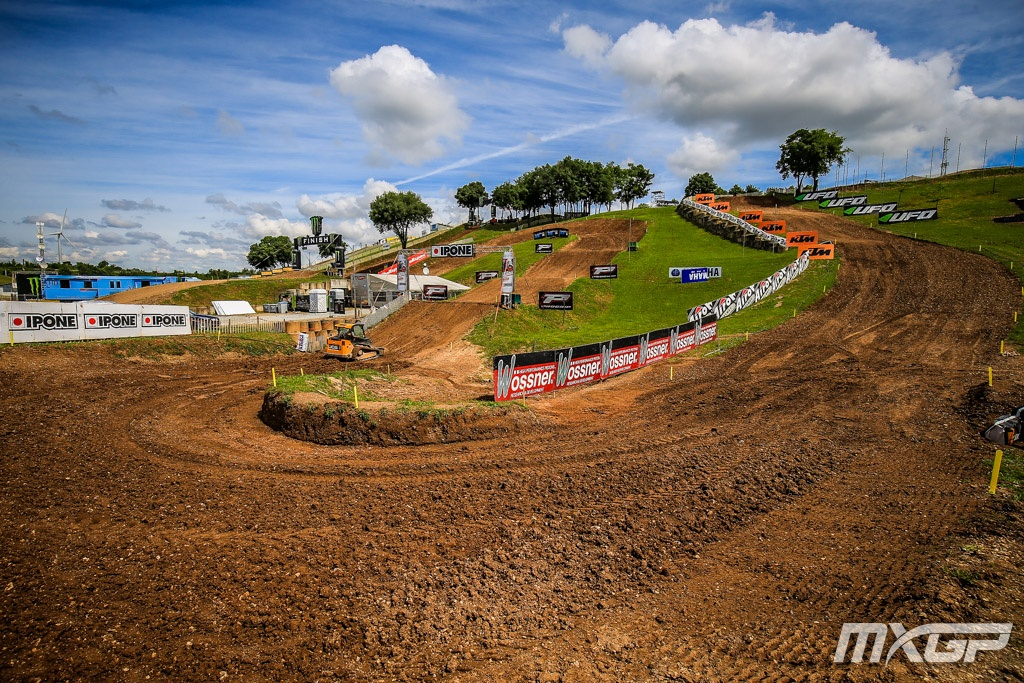 MXGP of France Qualifying track 2018