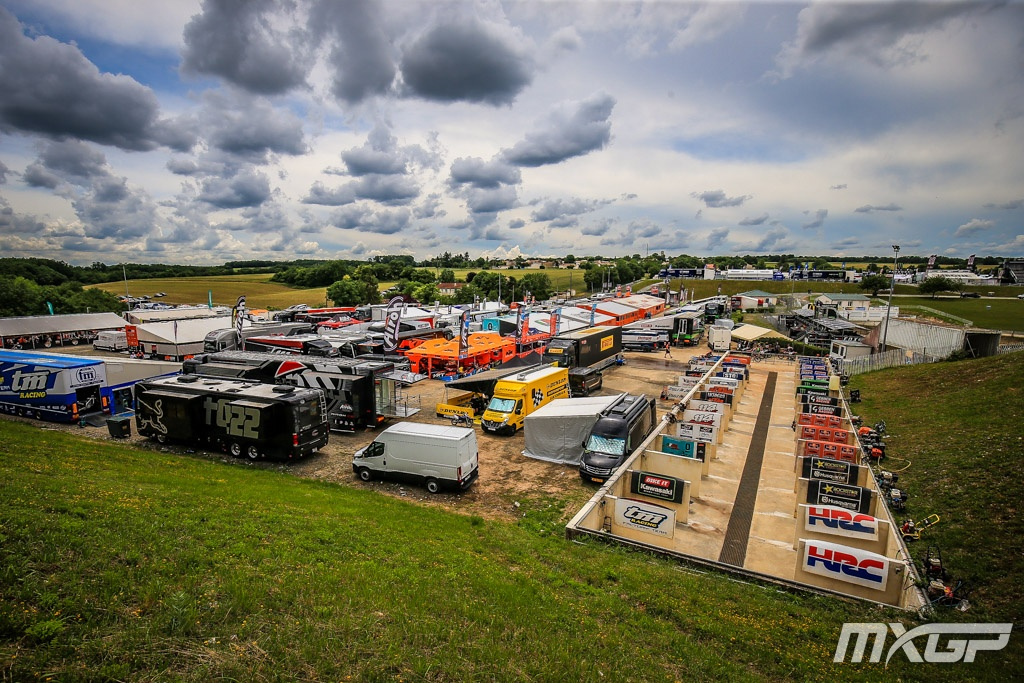 MXGP of France TV schedule & Race Links track A 2018