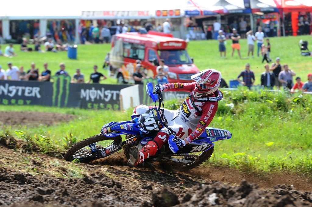 MXGP of Great Britain Cervellin 2018