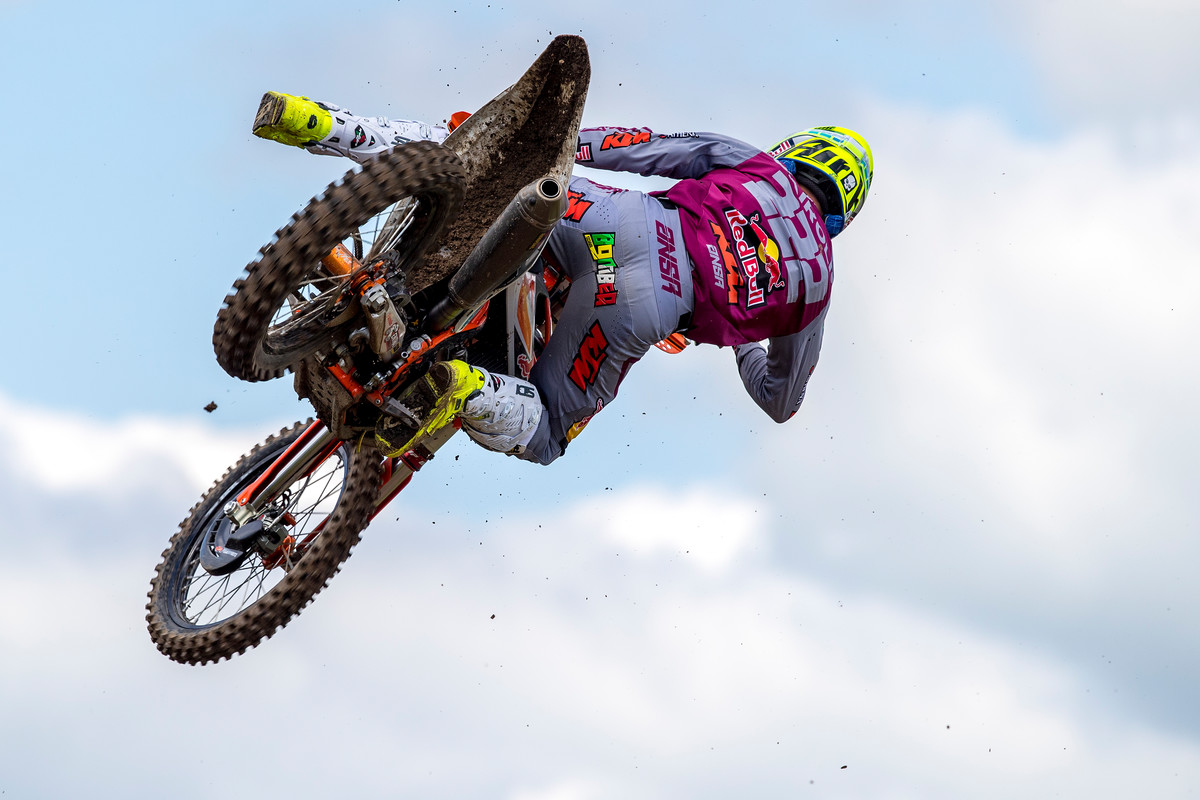 MXGP of Great Britain VIDEO Highlights qualifiche