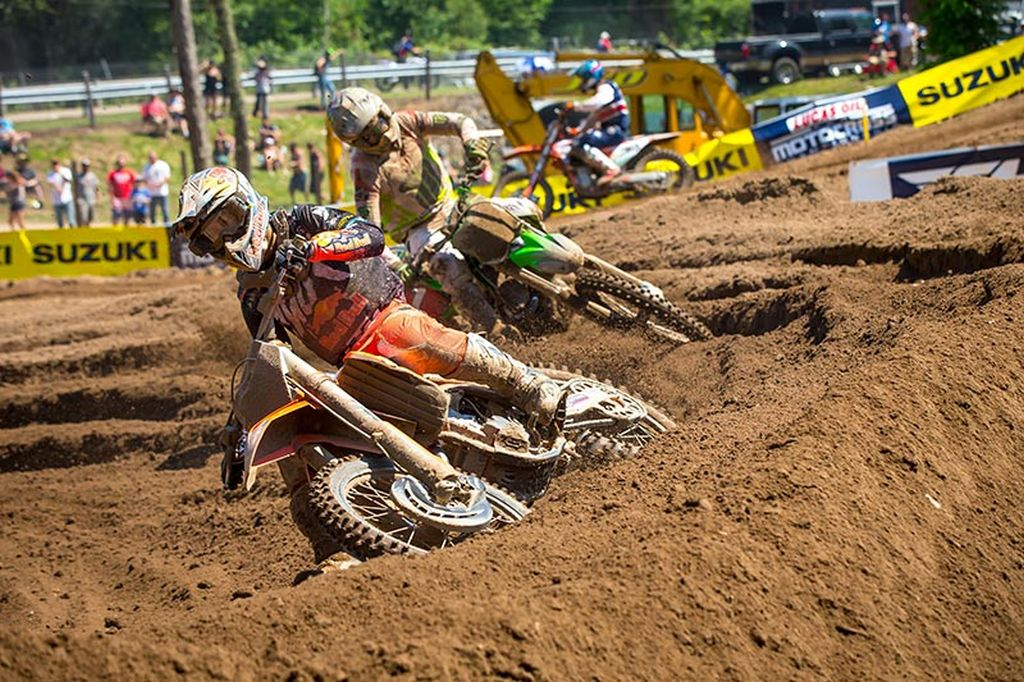 AMA National Red Bud Race Links Musquin Tomac 2018