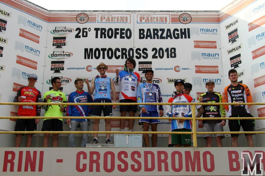 Assolata la terza prova del Trofeo Barzaghi 11