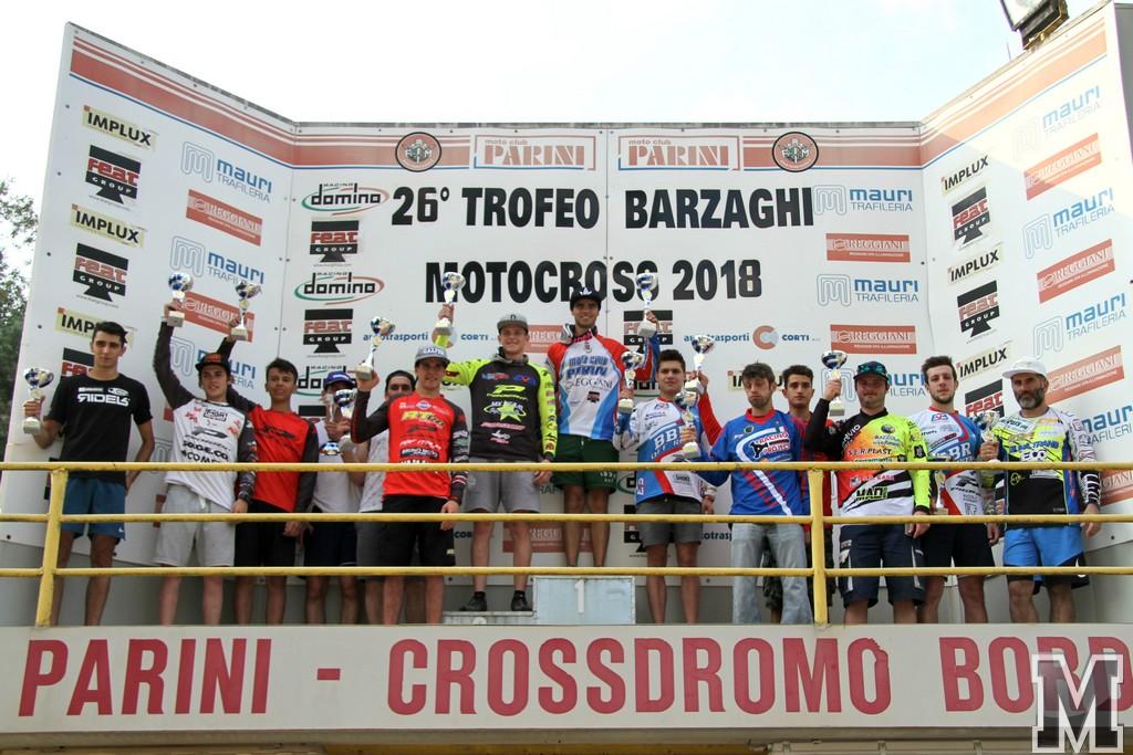Assolata la terza prova del Trofeo Barzaghi 9