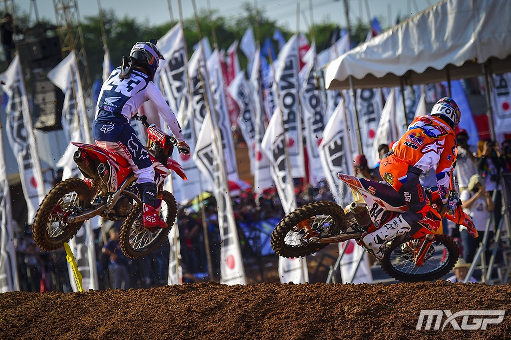 MXGP of Asia VIDEO Highlights Herlings 2018