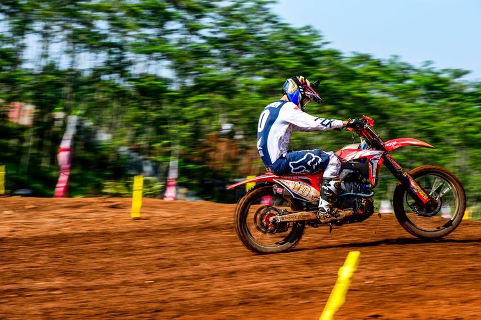 MXGP of Indonesia Asia Gajser moto 1 2018