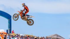 AMA National Red Bud Musquin Tabella Rossa