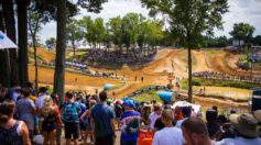 Budds Creek VIDEO Animated Track map