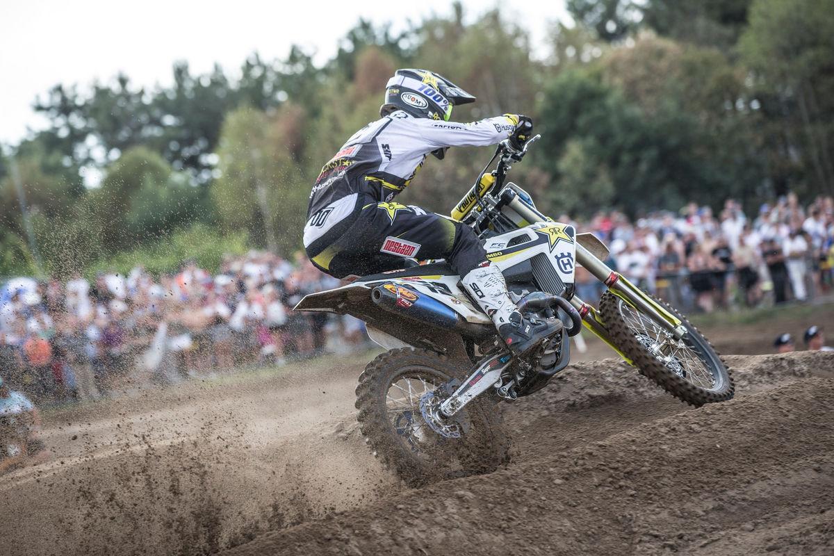 MXGP of Belgium Olsen moto 2 2018