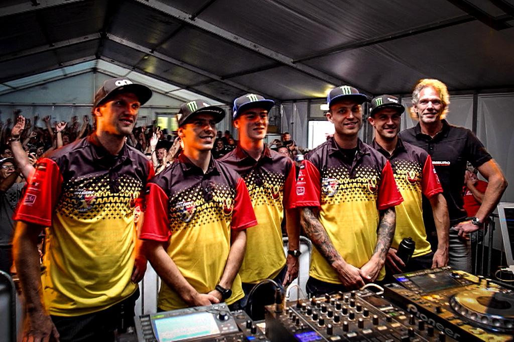 MXoN 2018 Presentato il Team Belgio