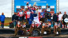 Motocross delle Nazioni Europee Le squadre italiane