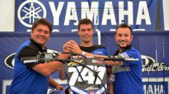 Un'altra stagione insieme per Cervellin e SM Action Yamaha