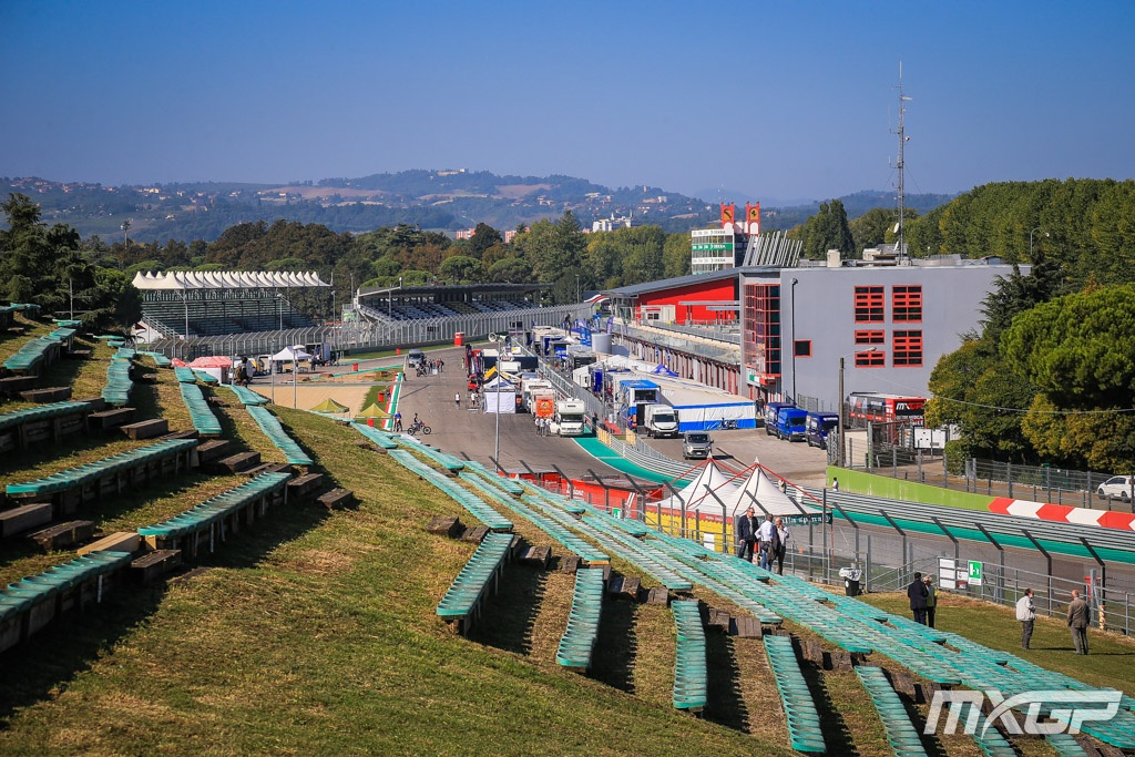 MXGP of Italy qualifying LIVE 2018