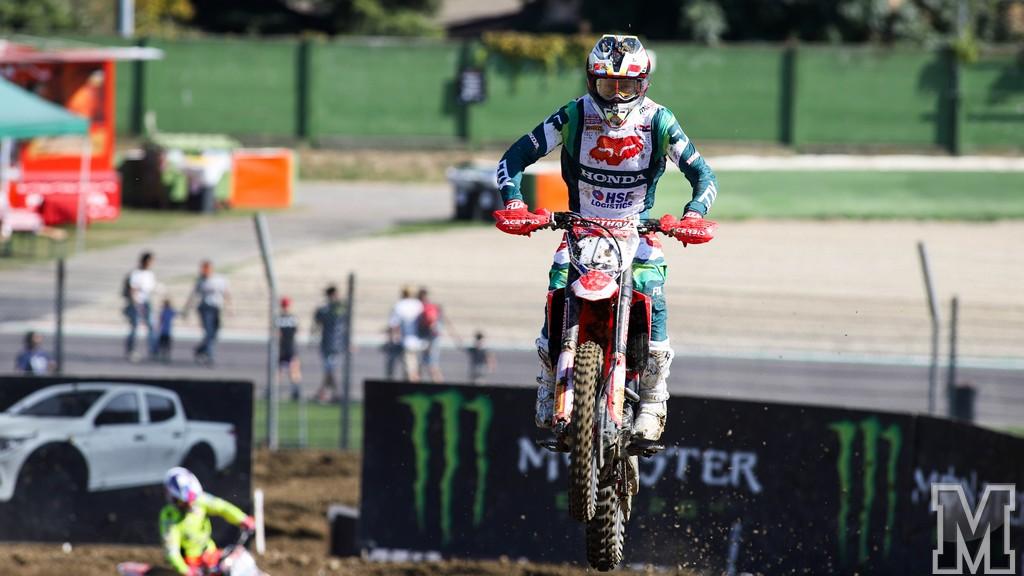 MXGP of Italy qualifying Vlaanderen libere 2018