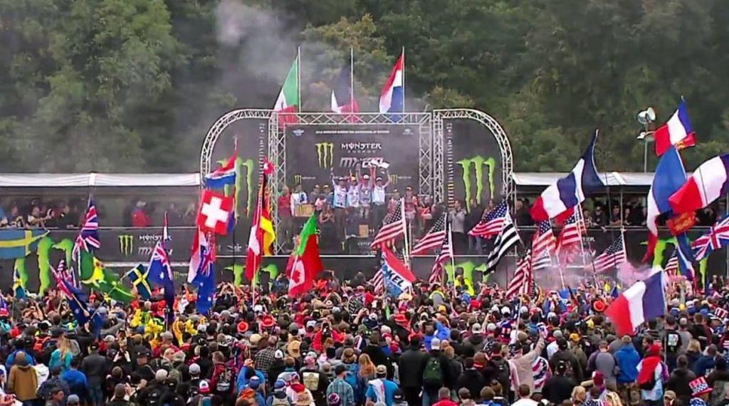 MXoN Usa moto e podio 2018