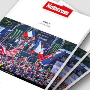 Motocross - Copertina Novembre 2018