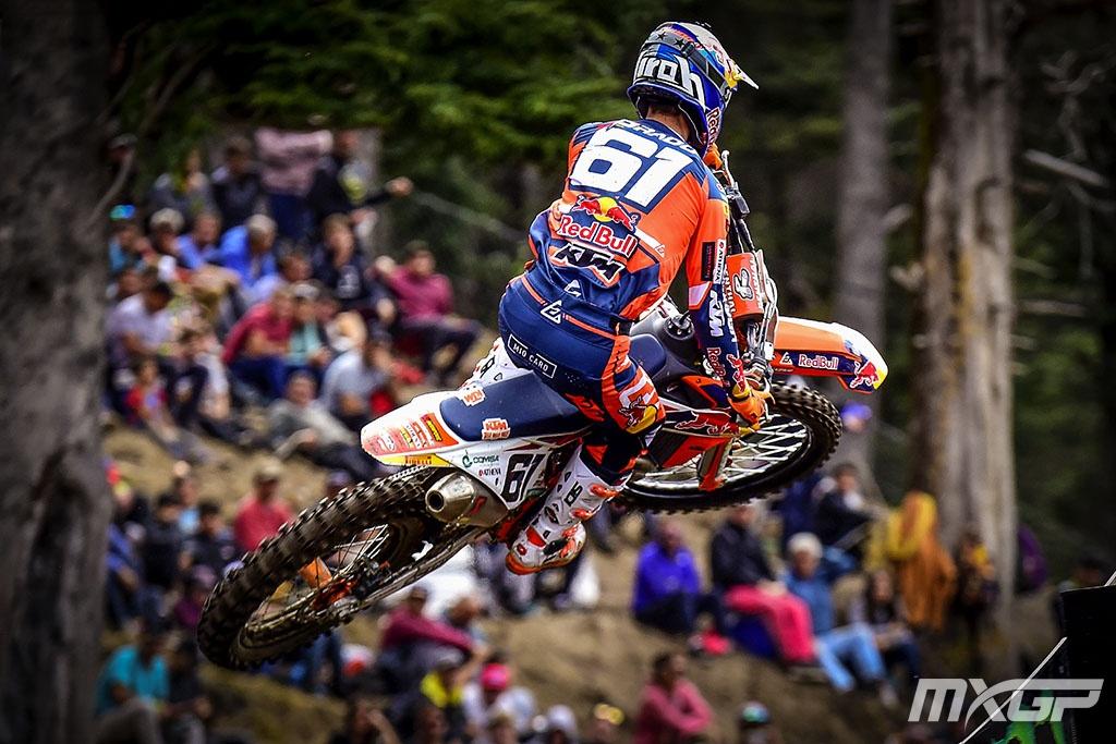 MXGP of Argentina Race day Prado moto 1 2019