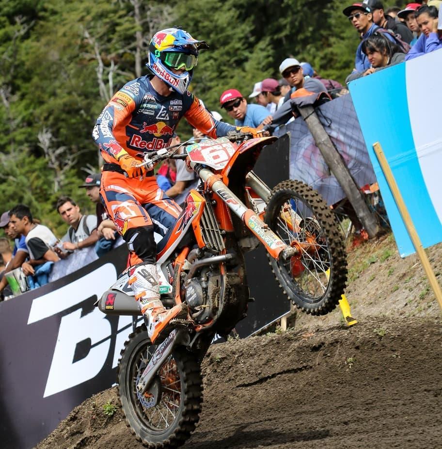 MXGP of Patagonia qualifyng Prado time 2019