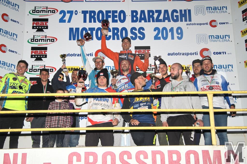 Bagnata la prima prova del Trofeo Barzaghi