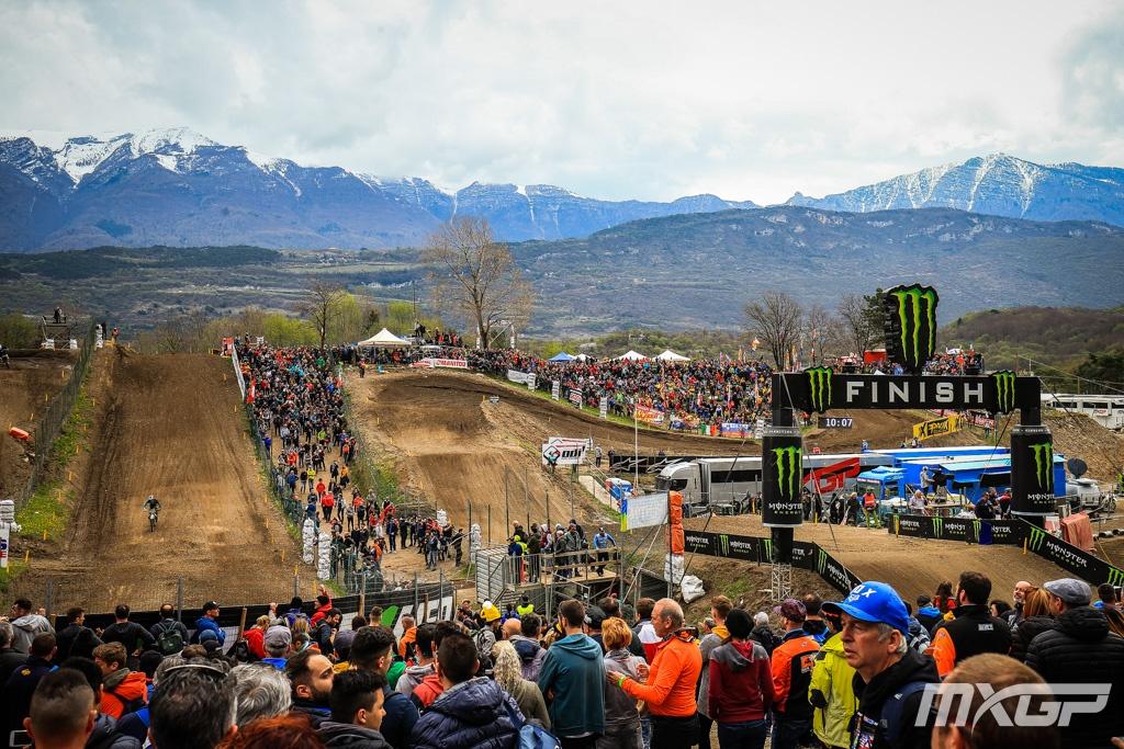 MXGP of Trentino La pagella dolomitica track 2019