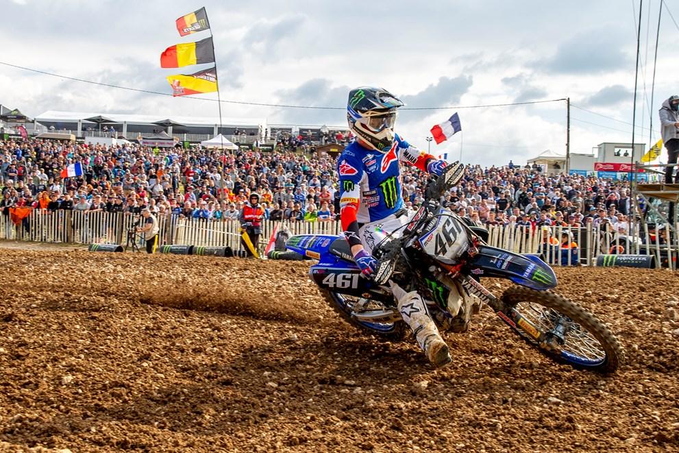 MXGP France Febvre moto 2 2019