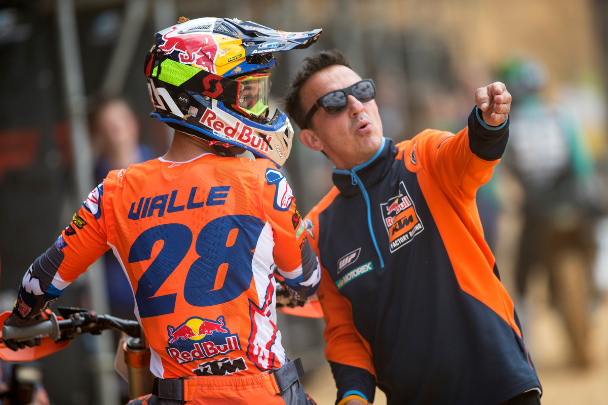 Red Bull KTM conferma Tom Vialle in MX2 fino al 2021