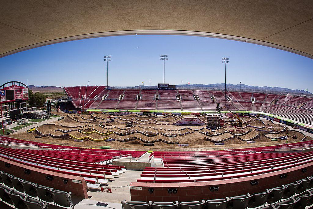 Supercross Las Vegas Race links 2019