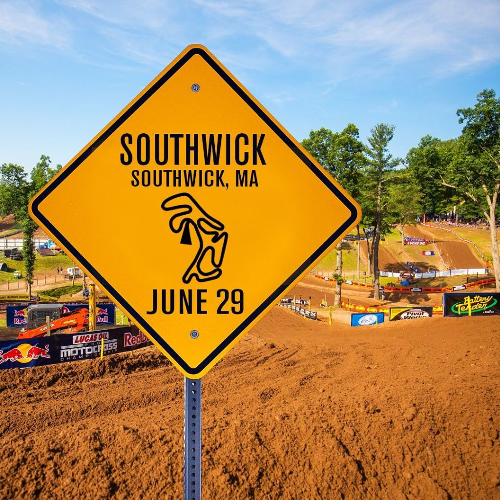 AMA National Southwick Race Links 2019