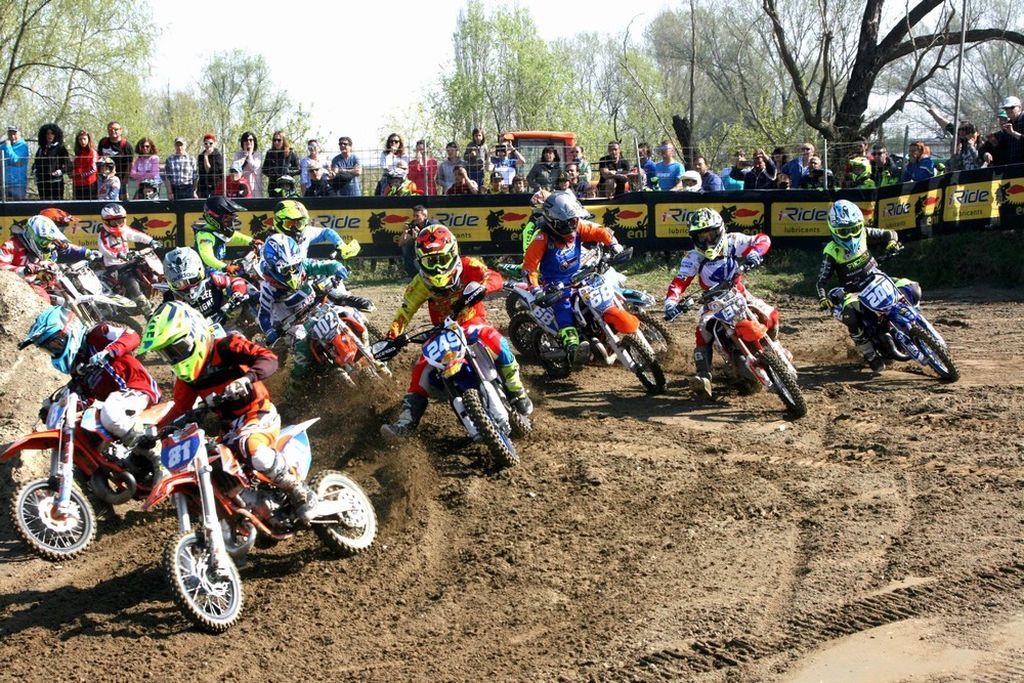 Italiano MX Junior Faenza La carica dei 360
