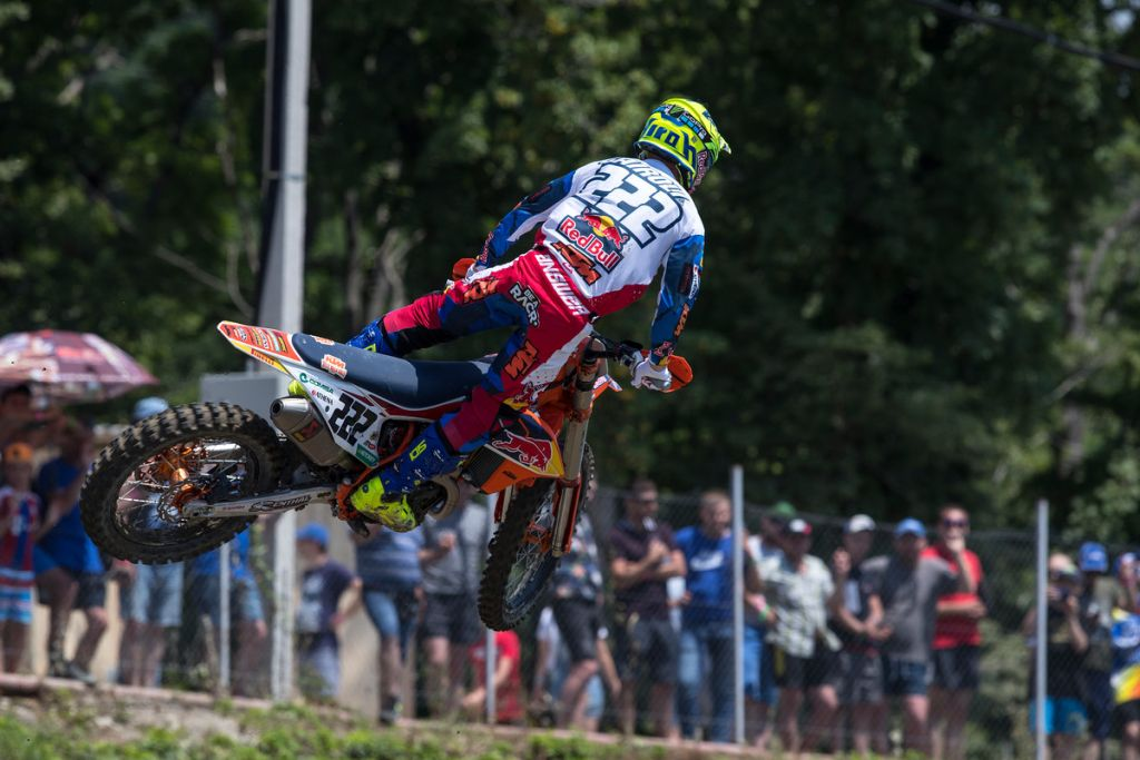 MXGP of Latvia Cairoli moto 1 2019