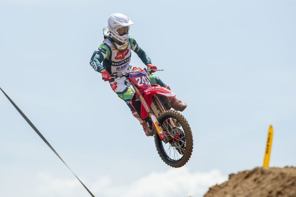 MXGP of Latvia Gajser moto 2 2019