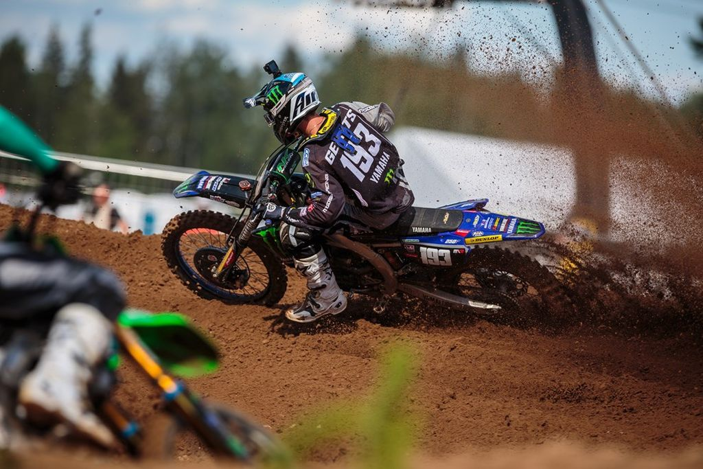 MXGP of Latvia Geerts moto 2 2019