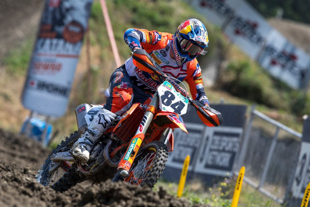 MXGP of Latvia Herlings moto 1 2019