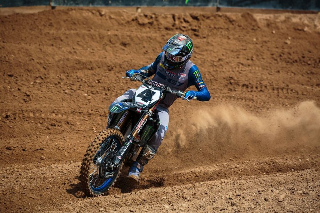 MXGP of Latvia Tonus moto 2 2019