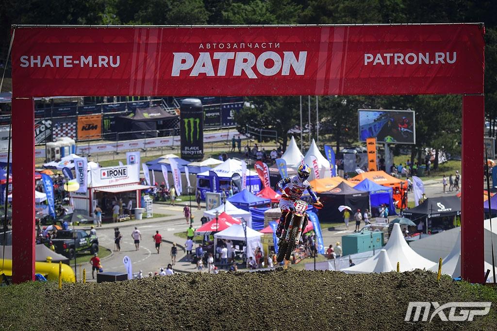 MXGP of Russia Prado moto 1 2019