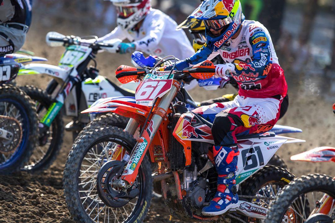 MXGP of Russia Prado moto 2 1 2019