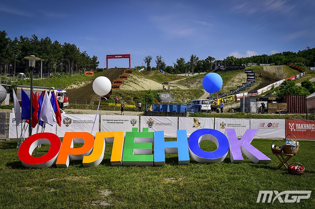 MXGP of Russia Race day 2019