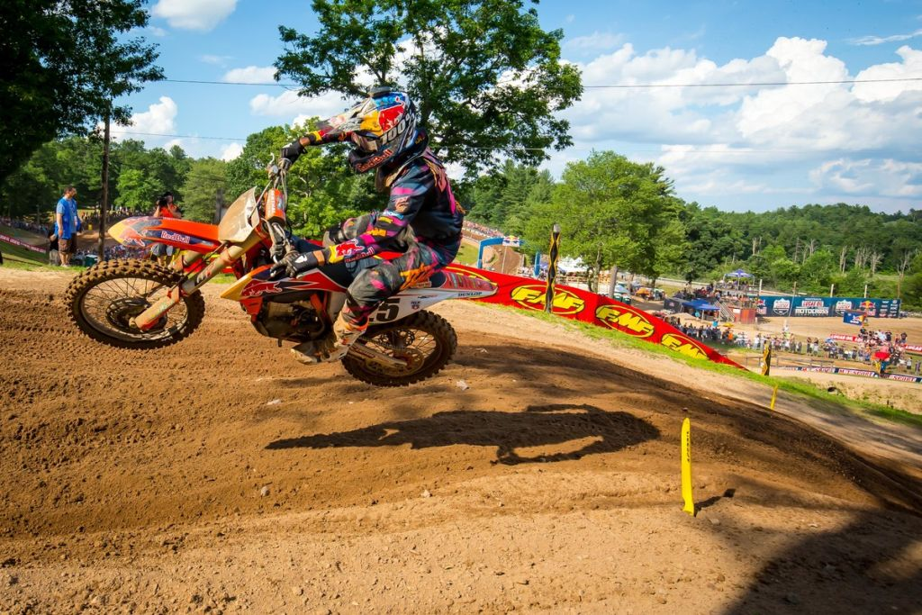 AMA National Red Bud Race Links Musquin 2019