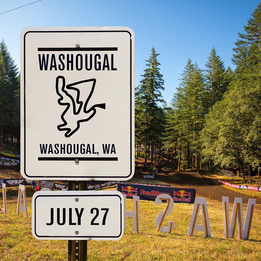 AMA National Washougal Race Links 2019