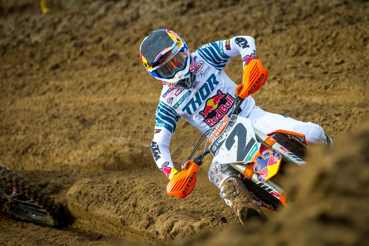 AMA National Washougal Race Links track Webb 2019