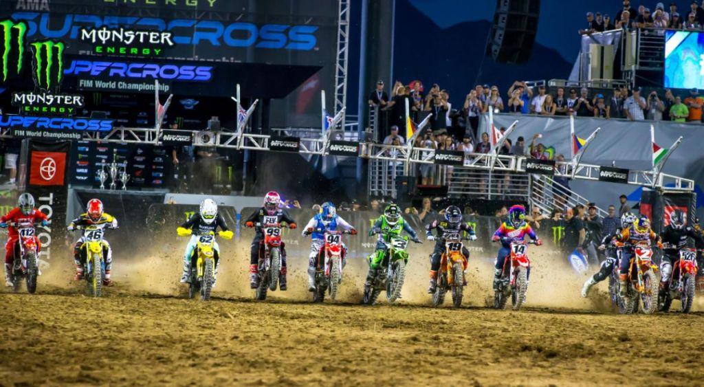 Mxgp Calendario 2020.Ama Supercross 2020 Calendario Ufficiale Motocross It