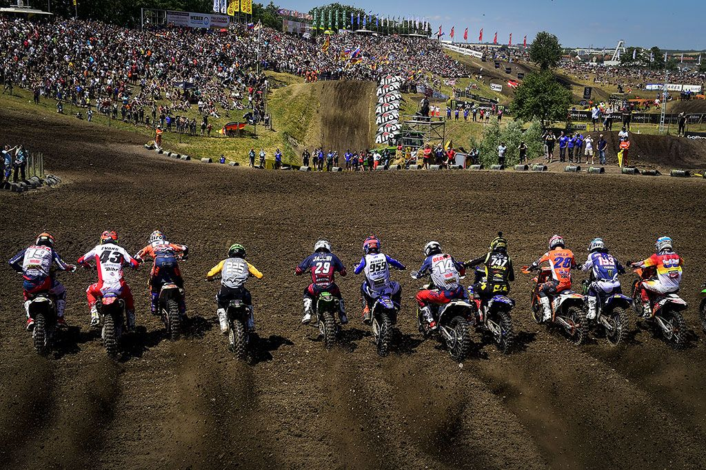 Calendario 2020 MXGP World Championship