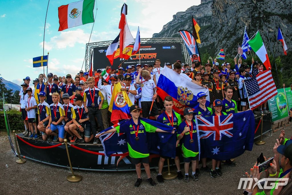 MX Junior 2019 Trentino VIDEO Highlights A