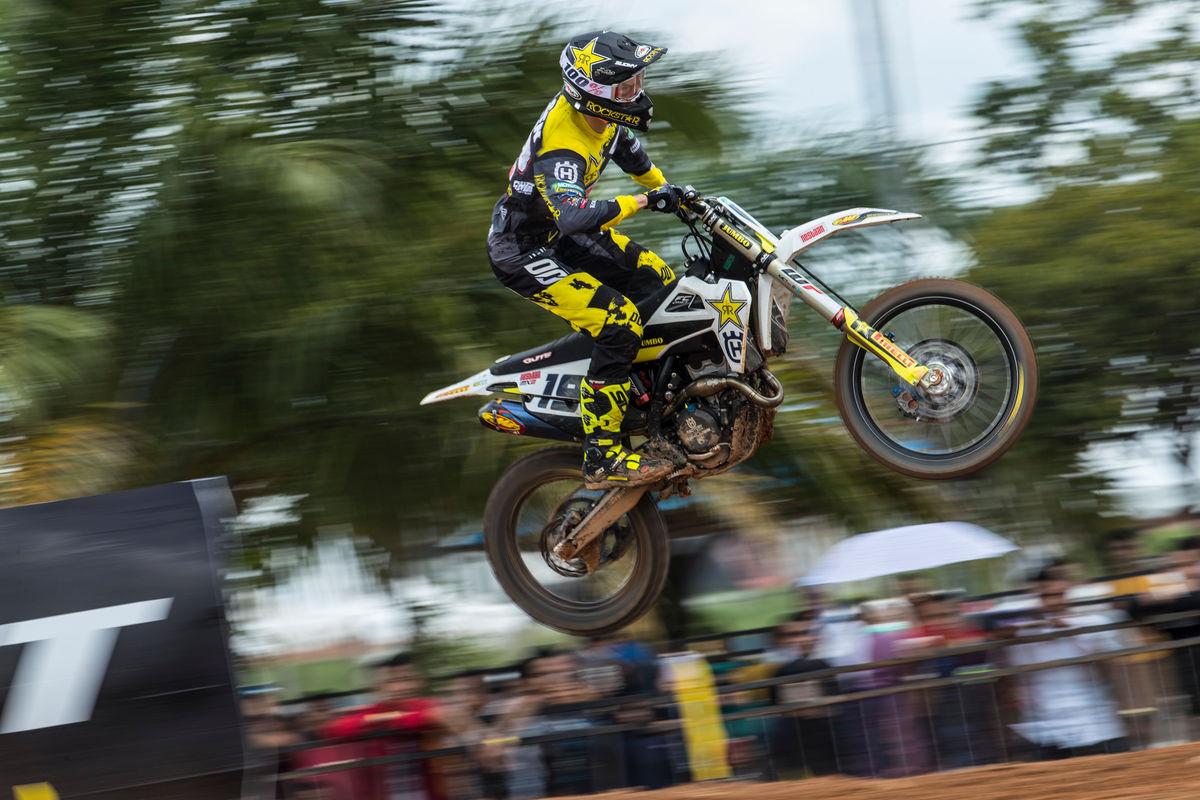 MXGP Indonesia Olsen moto 2 2019